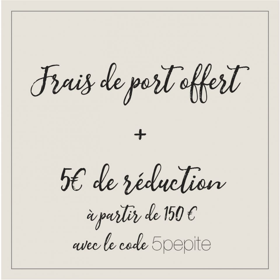 Bon de reduction Pépite Bijoux, Bijoux fantaisie, Made in Paris, Made in France, Jewelry