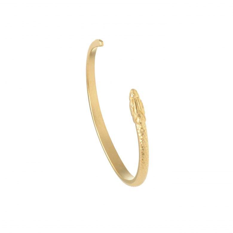 Jonc, bracelet, or fin, snake, serpent, Pepitebijoux