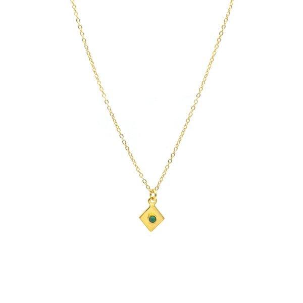 pépitebijoux,nais,collier,plaqué or,malachite