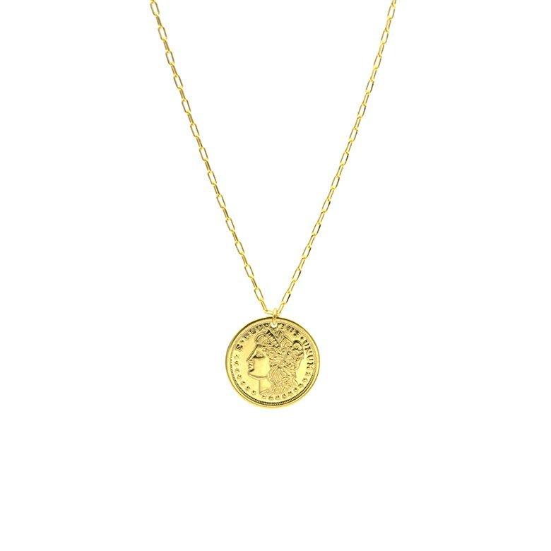 pépietbijoux,collier, plaqué or, eyota