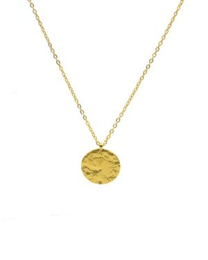 Margot,pépitebijoux,,collier, plaqué or,ade in paris, designer,plaque martelée