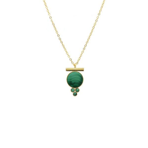 Collier Daly pépite bijoux