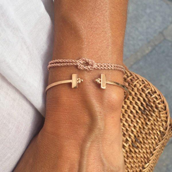 bracelet photo portée