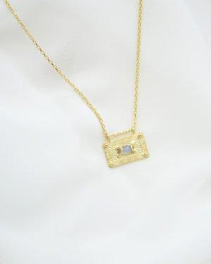collier,elfes,plaqué or,pepite bijoux