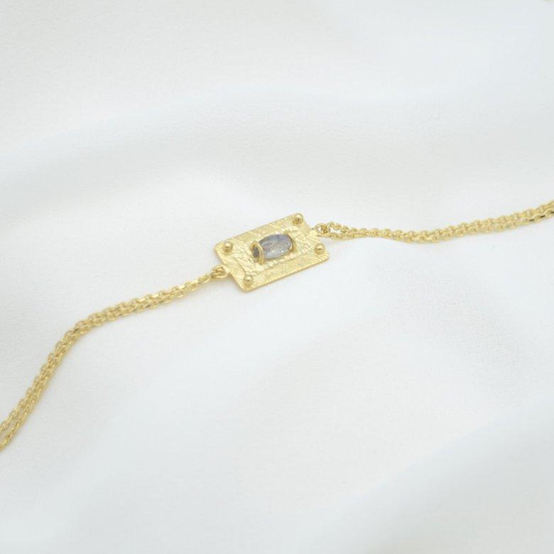 bracelet,elfes,plaqué or,pepite bijoux
