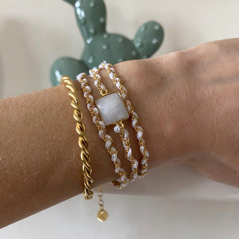 bracelet, tresse,photo,portée