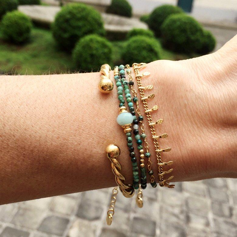 dila,delhi,jaspe africain,pepite bijoux