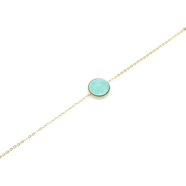 bracelet, emma,turquoise