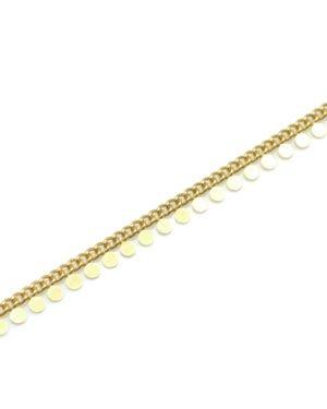 bracelet, elia,plaqué or,pepite bijoux,paris,rue st honoré,paris,