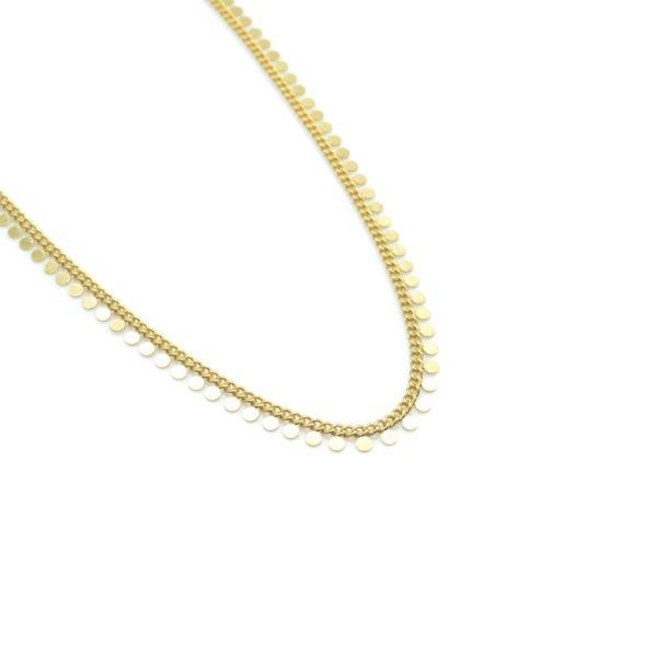 collier, elia,plaqué or,pepite bijoux,paris,rue st honoré,paris,