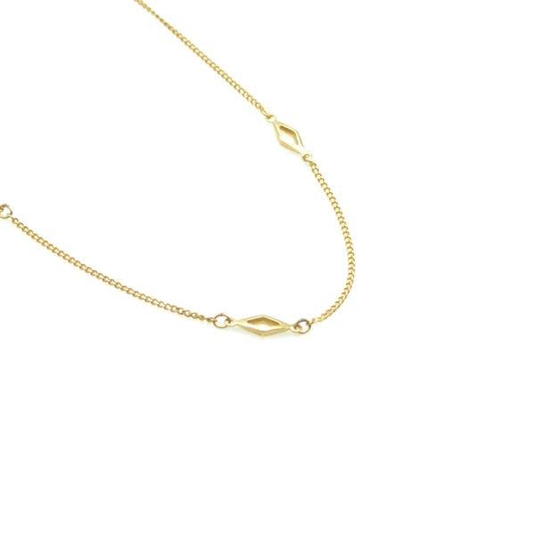 collier, iris,plaqué or,pepite bijoux,paris,rue st honoré,paris,