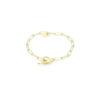 Bracelet à fermoir en T, jedd, bracelet fantaisie, bracelet original, créateur de bijoux fantaisie paris