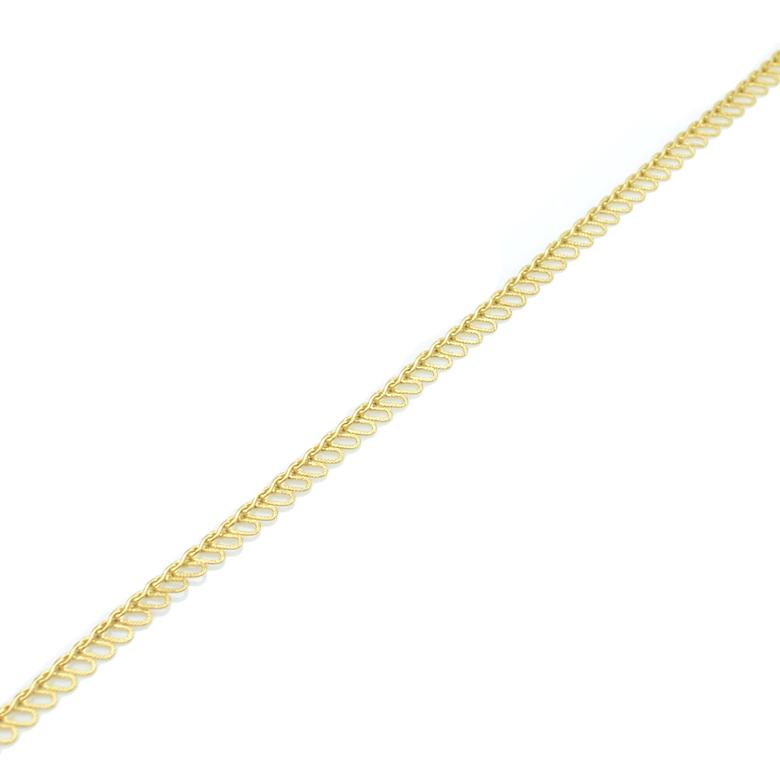 Bracelet à maillons, créateur de bijoux fantaisies Paris, bijoux fantaisie, bracelet fantaisies, bracelet en plaqué or