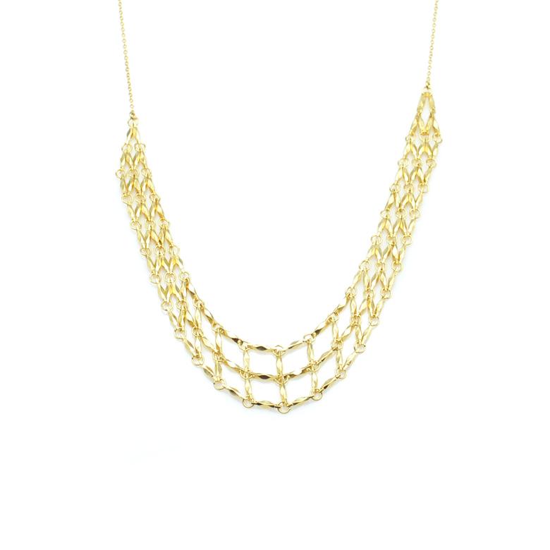Collier oriental, collier soirée, collier fantaisie, créateur de bijoux paris
