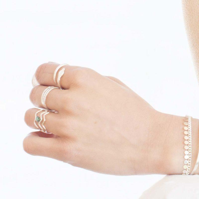 bague argent 925, bague argent et pierre naturelle, bague en argent et jaspe africain, bijoux argent pour femme, créateur de bijoux fantaisie paris, bijoux fantaisie femme