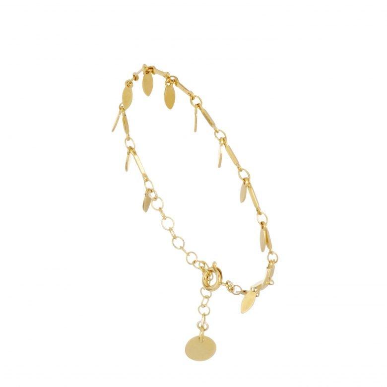 Bijoux fantaisie paris, Boutique créateur bijoux paris, Bracelet bohème, Bracelet fantaisie, myosotis, pepitebijoux