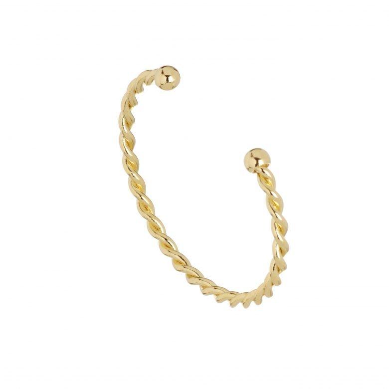 bijoux or, Boutique Bijoux paris, Bracelet femme plaqué or, jonc or, Jonc or torsadé, pepite bijoux, torsade
