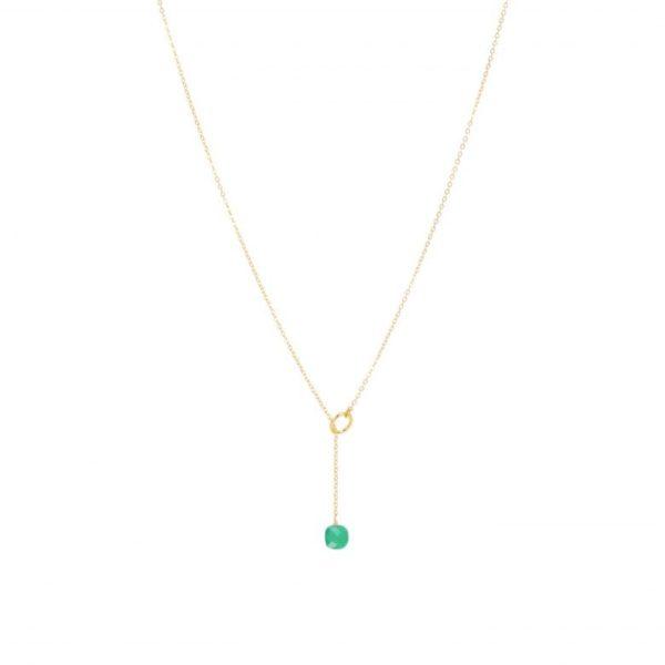 Collier Albane anneau