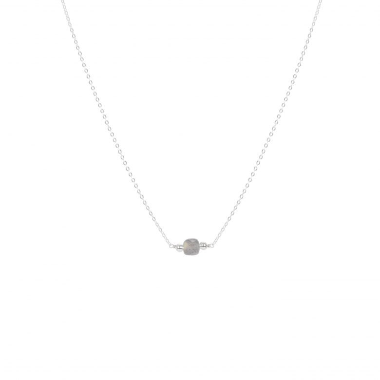 Collier Albane argent