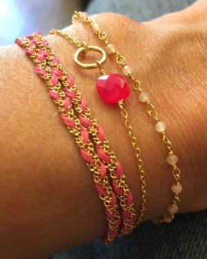 Bracelet Albane anneau