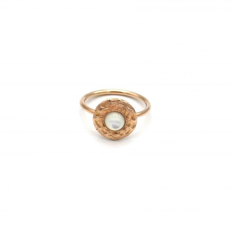 pépite bijoux,argent,plaqué or rose,shelly,nacre