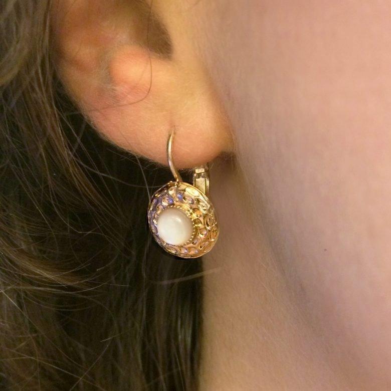 Boucles d'oreilles Shelly