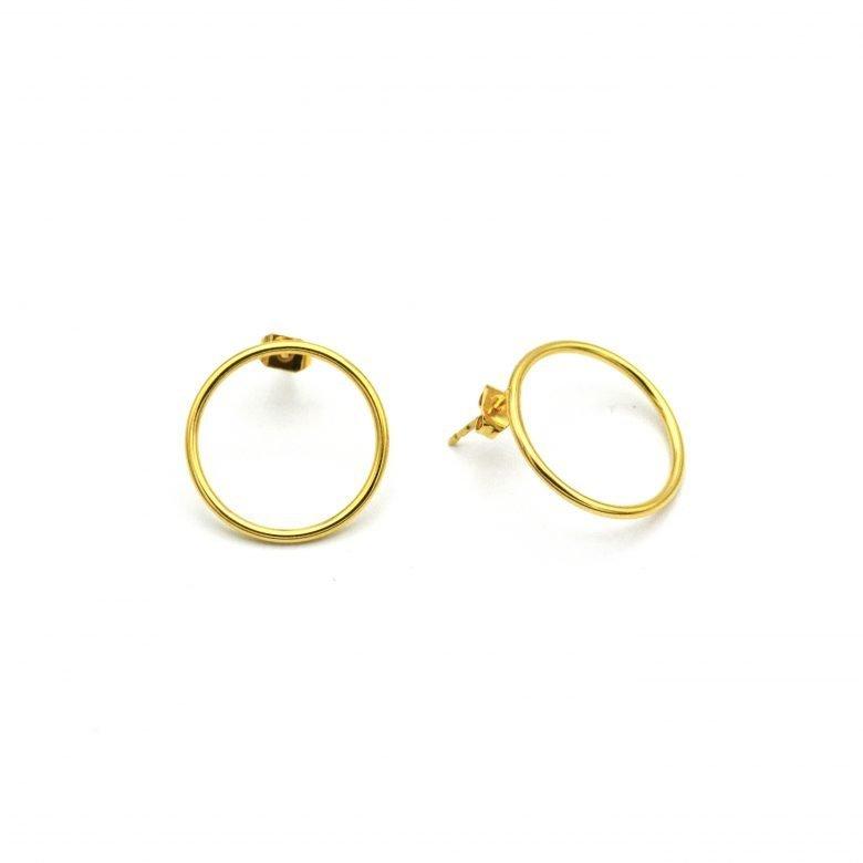 Puces anneaux Roxane
