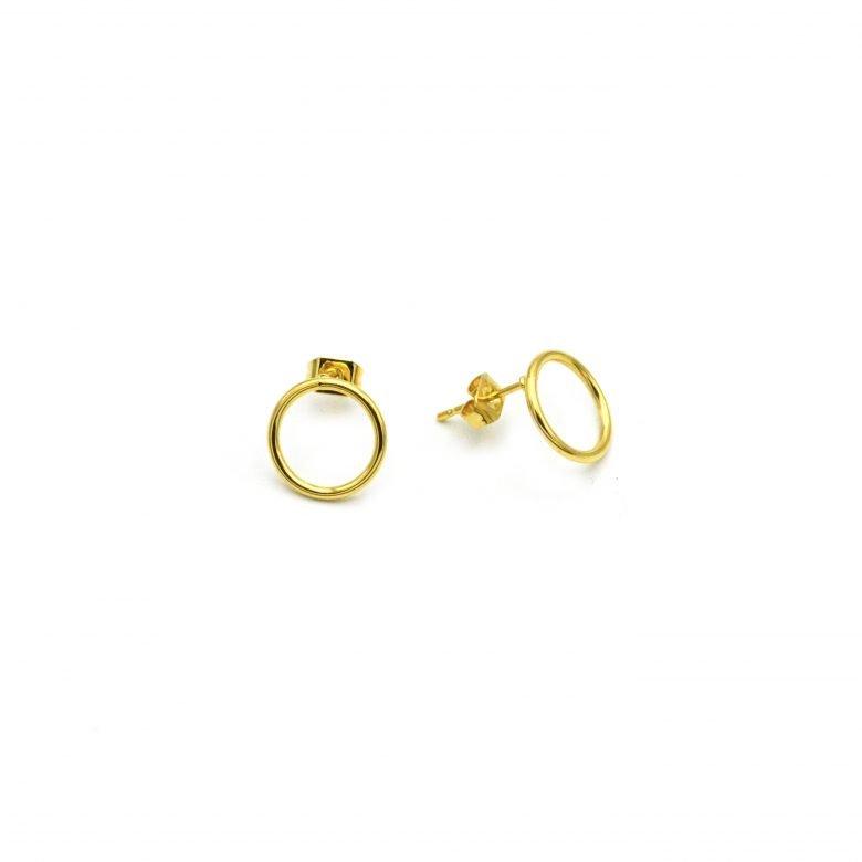Puces anneaux mini Roxane
