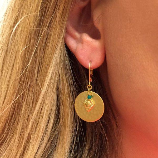 Boucles d'oreilles Eyota