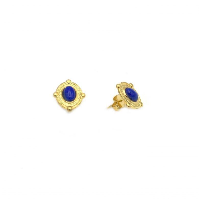 Puces Pénélope Lapis lazuli